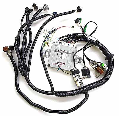 Vanagon :: Subaru Conversion Parts :: Harness Modification - Turbo 2.0 &  2.5L - Smallcar ProductsSmall Car Performance