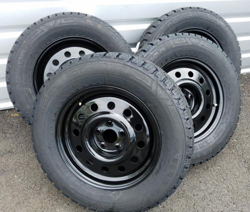New Vanagon Steel Wheel & Tire Package