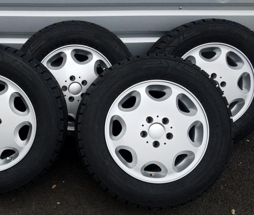 Vanagon Aluminum Alloy Wheel & Tire Package